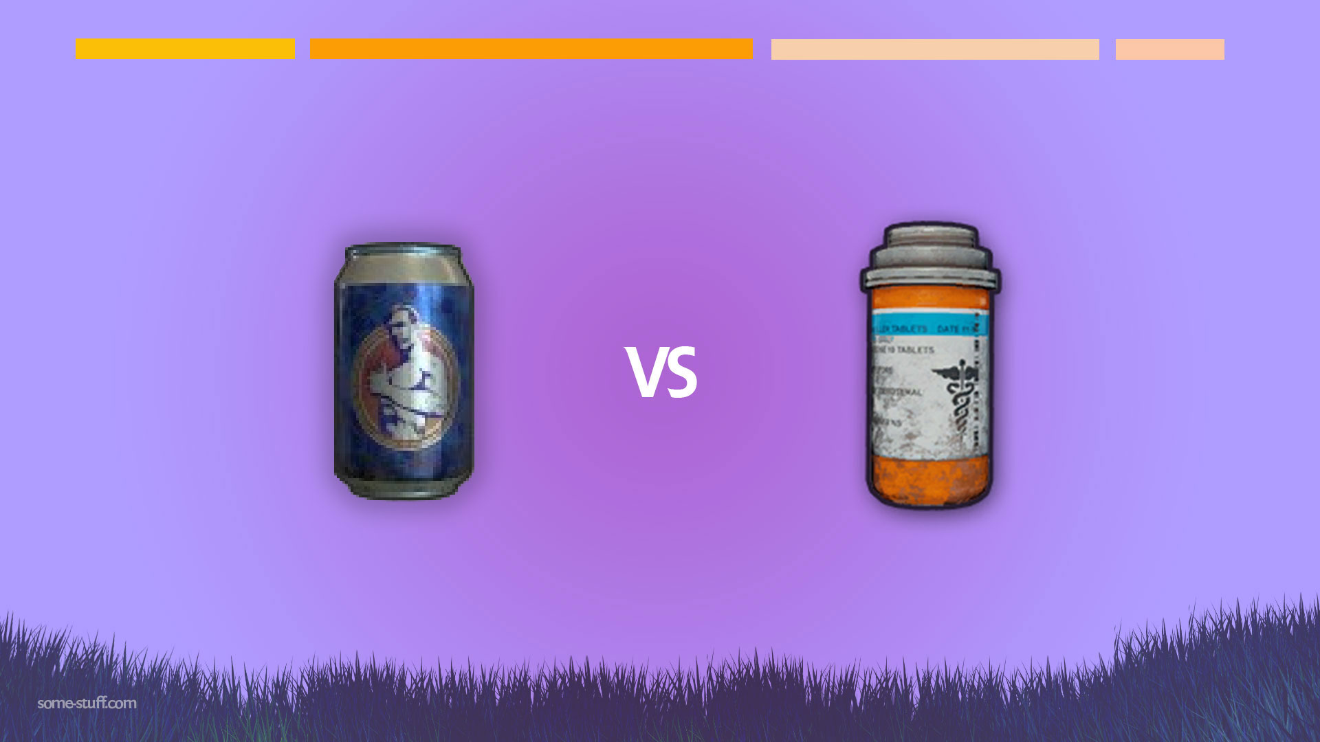 Energy Drink vs Painkiller