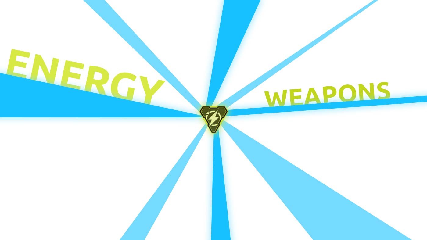 Energy Weapons and How To Use Them